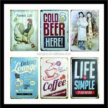 Advertisement promotional magnet For fridge