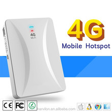 One Touch Connection 4G WiFi Router