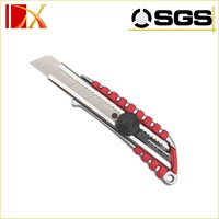Hot Sale 18MM Aluminum Alloy Cutter Knife Multi Functional Knife