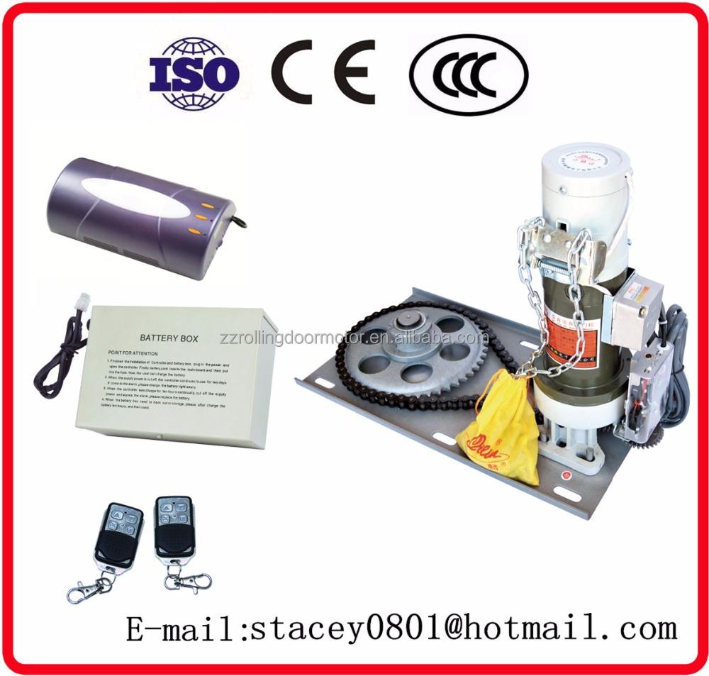 Dc electric roller shutter motor for 300kg buy electric for Roller shutter electric motors
