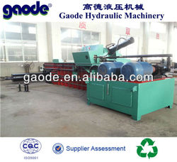 china hot sell easy to handle scrap metal baler of good quality