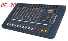 MC-2210 Professional Cheap CE Certificated DJ Sound Systerm Broadcast Mixer Console