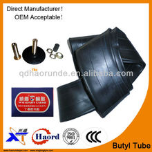 Motorcycle Butyl Inner Tube 8-9Mpa 3.00-18