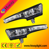 hot sale led daytime running light auto car parts for Nissan Teana 2014