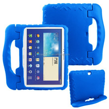 EVA kids proof handle case for samsung galaxy tab 4 10.1 P5100/ P5110/N8000/Tab 2/P7500/Gaalaxu Note 10.1 P600