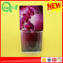 New products traceless wall mounted plastic storage box