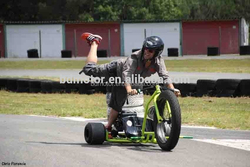 EPA EEC Drift Trike Tricycle Off Road Motorized 3 Fat Wheel Motor Tricycle For Fun Baodiao Manufacture Supply Directly
