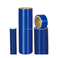 adhesive PE polyester protective film for glass protection screen protective film