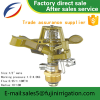 Malawi High quality reliable sprinkler gun sprinkler for wholesales