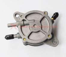 VACUUM FUEL PUMP VALVE SWITCH PETCOCK FOR SCOOTER MOPED ATV GOKART GY6 125 150cc