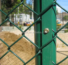 Basketball Playground 2.5m Wide Chain Link Fence(Factory)
