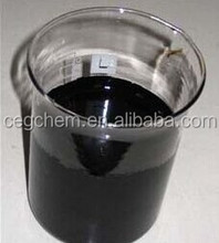 Color thick liquid for SBS asphalt waterproof coating