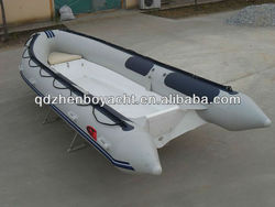 RIB 480 1.2mm PVC Rubber YAMAHA MOTOR air inflatable boat