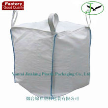 100% polypropylene PP woven jumbo bag super sacks water proof cement container bags FIBC 1000kg ton bags with manufacturer price