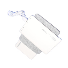 Holifox W-f6 2015 Nice Design 10000mAh Portable Mobile Power Bank Power Bank Case Silicon For iPhone 4