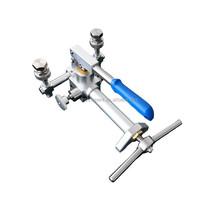fácil operação pressão pneumática teste da bomba de mão hs703