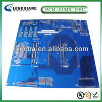 8-Layer pcb prototype with 2.0mm board thickness