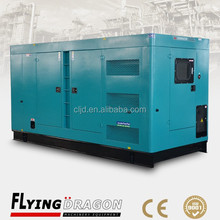 Volvo 350 kva super silent diesel power plants generator 280kw