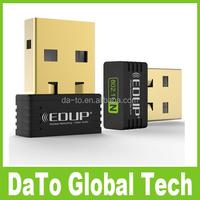 150Mbps Wifi Wireless Network Card Direct Nano USB Adapter 802.11N EDUP EP-N8553