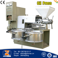Automatic Screw Type Olive Oil Press for Sale