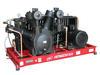 High pressure air compressor 105cfm