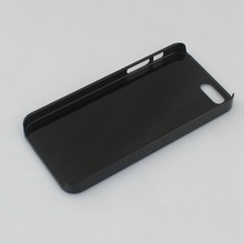 High quality plastic custom case for iPhone 5S