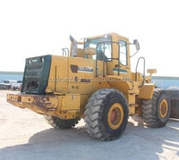 used kawasaki wheel loader 80Z for sale