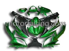 For yzf r6 06-07 good Quality ASB Motorcycle fairing/bodykits/bodywork/fairing kit green/black