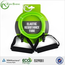 Zhensheng latex rubber tube for exercise tube using