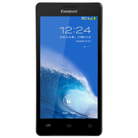 2014 new Cheap smartphone Coolpad 7236 Quad core 4.5inch Android 4.3 512M RAM 4G ROM 3MP WCDMA/GSM