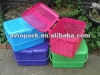 Plastic Pet Baskets