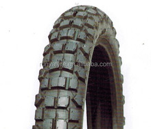 Motorcycle tubeless tire 90/90-21