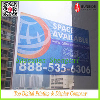 customer cling sticker in Shenzhen advertising company