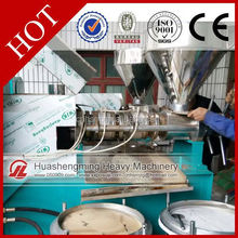 HSM Manufacture ISO CE sunflower oil press production line