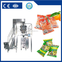 Fully automatic vertical packing machine chips