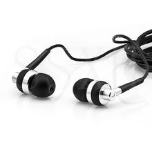 Melhor marca portátil com fio fone de ouvido estéreo com microfone para o esporte