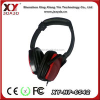 china wholesale computer accessories super bass computer headphone