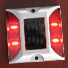 3m Road Studs /traffic solar road stud super bright leds for outdoor used