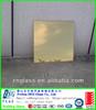 5mm 6mm 8mm 10mm 12mm golden heat reflective glass tempered solar control glass