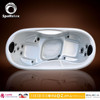 Shenzhen Factory of A312 Massage outdoor Mini 1 Person Hot Tub