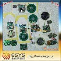 Light sensor music chip