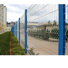 2014 HOT SALE Welded Galvanized Fence / Mesh Fence / CE Certificate Security Fencing Factory Price