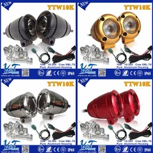 China factory 10W LED work led light kit led mountainbike driving lights for Motorcycle in canada