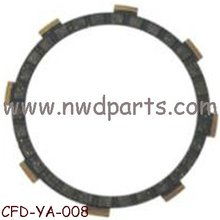 RS125 Clutch Friction plate