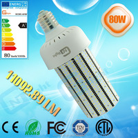 hot sale high power energy saving led 80w led cylindrical light 5 years warranty led corn bulb