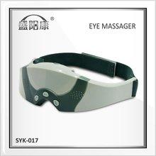 Magnetic Vibration Eye Care Massager for USB/Battery Use