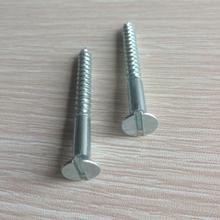 csk head white wood screws