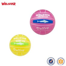 Cheap Price PVC Toys Colorful Small Water Ball Kids Volleyball Beach Ball