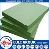 18mm thick water resistant mdf board waterproof mdf board