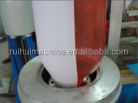 layers Double colour plastic pe film blowing machine